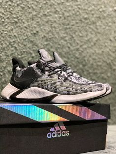 Adidas ALPHABOUNCE CREME WHEAT Boys All Gray White Beige black pink GS yeezy NMD