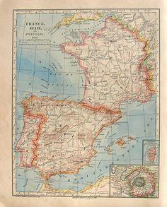 https://flic.kr/p/ansZA5 | 1883 Antique Map