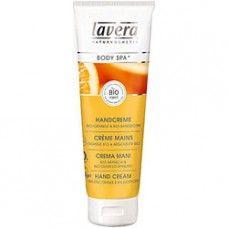 Lavera Orange Feeling Hand Cream 75ml    http://www.nombox.co.uk/index.php?route=product/product_name=hand+cream_id=12873