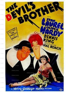 Laurel And Hardy The Devils Brother (1933) https://www.youtube.com/user/PopcornCinemaShow