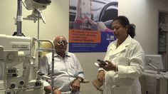 Laser eye surgery by Vission Eyes located in Juhu, Mumbai, India with best eye care doctors, specialists and surgeons at our clinic and hospital for operations.