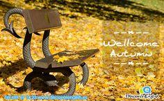 Wellcome Autumn / Bienvenido el otoño y aprovecha esta nueva estación para aprender ingles en www.discoverenglish.es