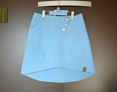 solo sewing book fold skirt 1