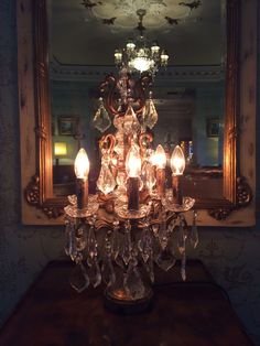 Stunning table lamp at Glenlo Abbey Hotel Breaks, Hotel Interiors, Chandelier, Table Lamp, Ceiling Lights, Luxury, Amazing, Inspiration, Home Decor