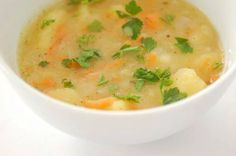 Bacon, onion, chicken broth, and cream are used in this potato soup recipe to bring out the wonderful flavors. This cream of potato soup recipe is. Potato Bacon Soup, Cream Of Potato Soup, Chowder Recipes, Soup Recipes, Great Recipes, Czech Recipes, Russian Recipes, Crock Pot Soup, Food For Thought