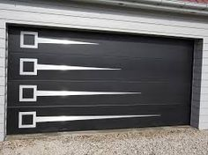 New Garage Door Ideas Mid Century Ideas