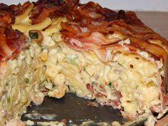 Hungarian Recipes, Penne, Lasagna, Risotto, Cauliflower, Grilling, Food And Drink, Chicken, Baking