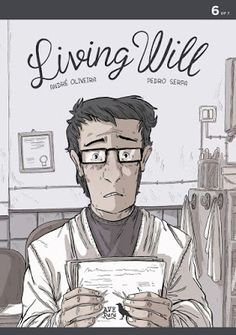Living Will #6 cover