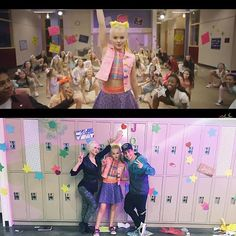 Was such a pleasure getting to choreograph this VERY talented girl's music video, #Boomerang!! It's already #1 on iTunes! You're amazing, @itsjojosiwa! You were born to be a star!  Everyone, go get it! Thank you to @jessalynnsiwa, @blubotstudios, @ddkaz, @monseeworld, & @rydomigpe for having @guygroove & I! ✨ Oh, and HAPPY BDAY!!!