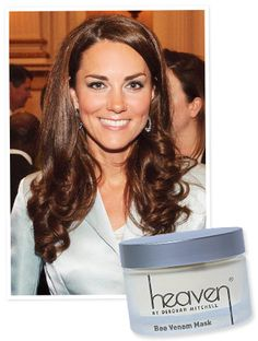 Weird Beauty Products - Bee Venom - Kate Middleton