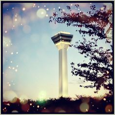air traffic control towers have never looked better. #cameran #cameranapp