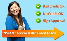 Get the fast bad credit loans upto $5000 with easy installment cash money today makes borrowing money fast and hassle free. Book a instant bad credit loan with guaranteed approval money. You can avail the quick money online. Visit here - https://www.e-creditloan.com/