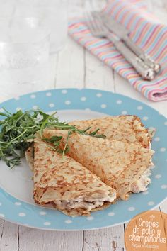 Recipes with chicken - recetas . Dairy Free Recipes, Gourmet Recipes, Healthy Recipes, Gluten Free, Easy Cooking, Cooking Time, Pollo Chicken, Tacos And Burritos, Crepe Recipes