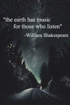 13 Beautiful Nature Quotes is part of Shakespeare quotes - Adopt the pace of nature her secret is patience Ralph Waldo Emerson Motivacional Quotes, Book Quotes, Words Quotes, Great Quotes, Inspirational Quotes Music, People Quotes, Music Quotes Deep, Super Quotes, Quotes About Magic