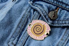 Cinnamon Rolls, Not Gender Roles Feminist Enamel Pin on Denim Jean Jacket Pocket - Zealo Apparel Gender Stereotypes, Gender Roles, Bag Pins, Power To The People, Intersectional Feminism, Androgyny, Tumblr Girls, Powerful Women, Cinnamon Rolls