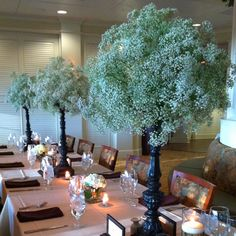 Love this look by Westover's Event Team,  Southern Hills Plantation