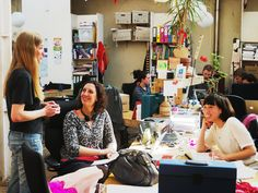 More than a desk: the secrets of building a coworking community.