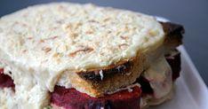 Veganize It...Don't Criticize It! [Vegan Recipes]: Vegan Croque Monsieur with Dijon Dill Aioli