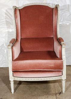 Vintage Louis XVI Armchair image 2