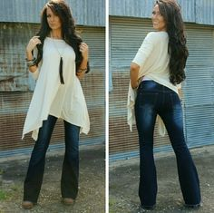 "*New* AMAYA Denim Jeans Inseam 32""    TOP IS NOT AVAILABLE SO SORRY BUT IT IS SOLD OUT. Majestii Jeans"