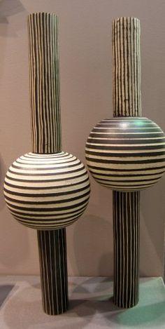 χειροποιητα κεραμικα modern sculptures | Anastasaki Ceramics