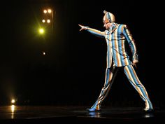 Cirque du Soleil's zany Kooza combines clowning around with daredevil acts