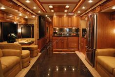 2012 Newmar Mountain Aire 4330 New Luxury Motor Home Interior Front to Back