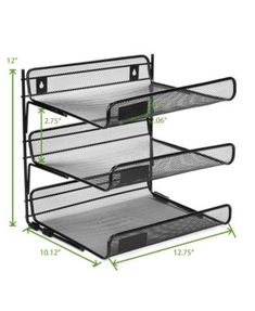 9 best wall file organizer images mailbox organizers upcycling rh pinterest com