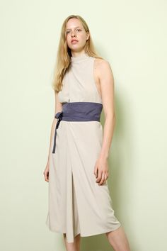 Dress Carioca in Viscose Colors