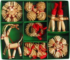 ornaments  - natural materials