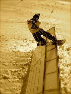Piancavallo snowpark     Nice - How do you like it?