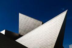 Denver Art Museum, DAM, Daniel Libeskind, Denver, Colorado. IMG_7992 LR Edit by StevenC_in_NYC, via Flickr