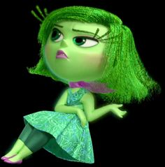disgust from inside out | Disgust - Pixar Wiki - Disney Pixar Animation Studios