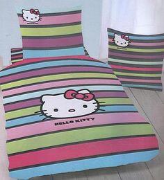 Hello Kitty Fancy Bettwäsche 135/200 Lizenz-Ware NEU | eBay
