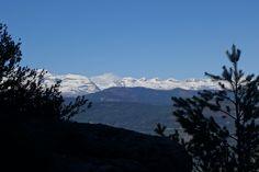 La Punta de las Olas (3002 metros), el collado de Añisclo, La Suca (2802 metros) y las Tres Marías