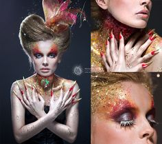 Girl on fire http://www.makeupbee.com/look.php?look_id=81732