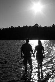 Love at the Lake House