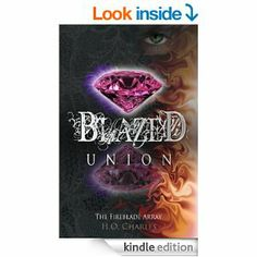 Amazon.com: Blazed Union (The Fireblade Array) eBook: H. O. Charles: Kindle Store [Great consistency across a series; pretty type but not very clear]