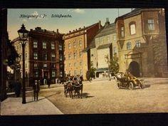c   POSTKARTE  Königsberg