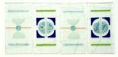 Piezas de vitrofusión - Colección ANA MANGHI