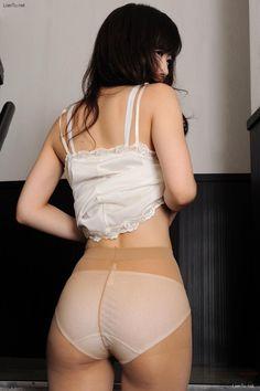 Panties casting asian young
