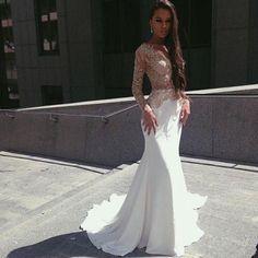 Resultado de imagen para vestidos de novia sexis