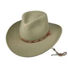 Stetson Santa Fe Crushable Western Hat Western Hats