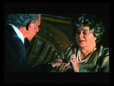 Jack Albertson and Shelley Winters in The Poseidon Adventure 1972