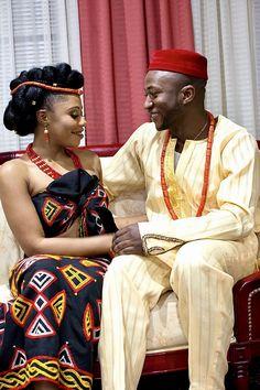 Hilda and Derek, Cameroon traditional wedding, Cameroon traditional engagement, cultural wear, Cameroon attire, Cameroonian couple, beautiful Cameroonian wedding