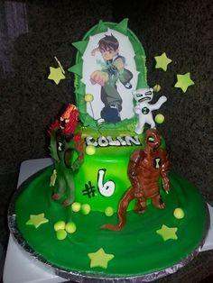 #ExquisiteDessertsBakery #birthdaycake #ben10 #cake