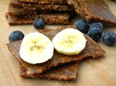 Chewy graham crackers #raw #vegan