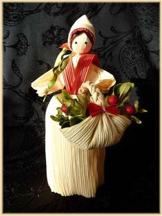 природные материалы,пищевые продукты | Записи в рубрике природные материалы,пищевые продукты | Вдохновлялочка Марриэтты : LiveInternet - Российский Сервис Онлайн-Дневников Paper Flowers Craft, Flower Crafts, Flower Art, Paper Crafts, Diy Crafts Slime, Slime Craft, Corn Husk Crafts, Corn Dolly, Corn Husk Dolls