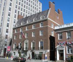 The Quinnipiack Club (1930) | Historic Buildings of Connecticut
