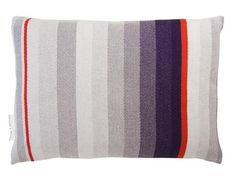 From Dutch design duo, Scholten & Baijings, the colour cushion is 84% Merino wool and 16% cotton. Vivid color.